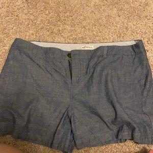 Merona size 16 shorts